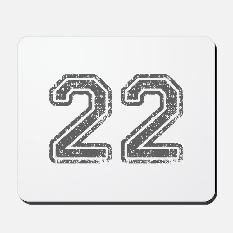 22-Col gray Mousepad