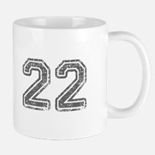 22-Col gray Mugs