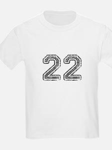22-Col gray T-Shirt