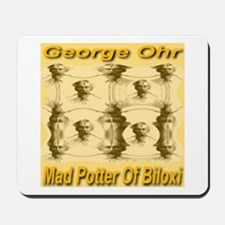 George Ohr, Mad Potter of Bil Mousepad