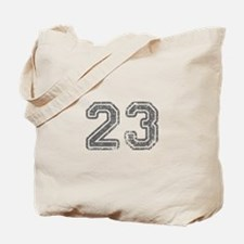 23-Col gray Tote Bag