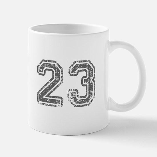 23-Col gray Mugs
