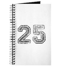 25-Col gray Journal