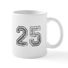 25-Col gray Mugs