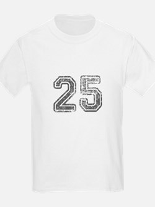 25-Col gray T-Shirt