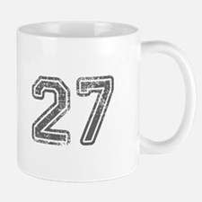 27-Col gray Mugs