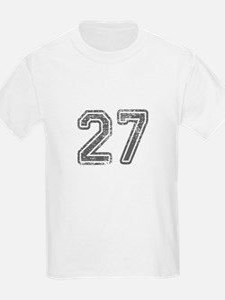 27-Col gray T-Shirt
