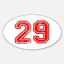 29-Col red Decal