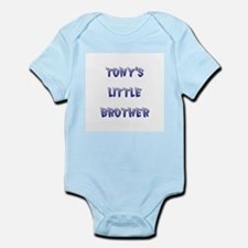 TONY'S LITTLE BROTHER Infant Bodysuit