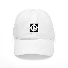 Highway 12, North Carolina Baseball Cap