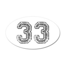 33-Col gray Wall Decal