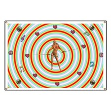 Elf Mandala Banner