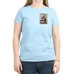VINTAGE PUPPY DOG ART Women's Light T-Shirt