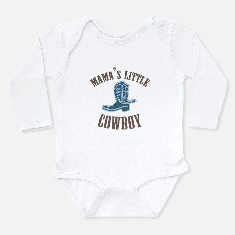 Cute Rednecks Long Sleeve Infant Bodysuit