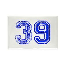 39-Col blue Magnets