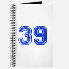 39-Col blue Journal