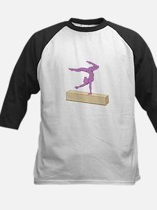 Balance Beam Baseball Jersey