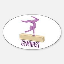 Gymnast Decal