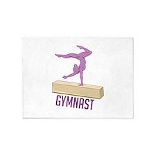 Gymnast 5'x7'Area Rug