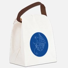 Immamou Veve Canvas Lunch Bag