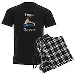 Yoga Queen Men's Dark Pajamas