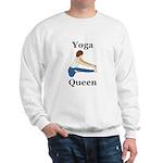 Yoga Queen Sweatshirt