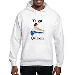 Yoga Queen Hooded Sweatshirt
