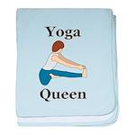 Yoga Queen baby blanket