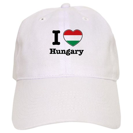 I love Hungary Cap