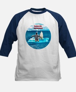 Antarctic Icebergs and penguins - Tee