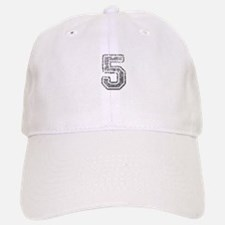 5-Col gray Baseball Baseball Baseball Cap