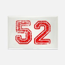 52-Col red Magnets