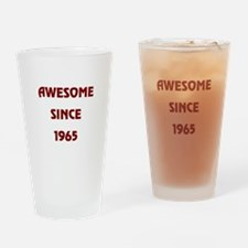 1965 Drinking Glass