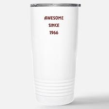 1966 Travel Mug