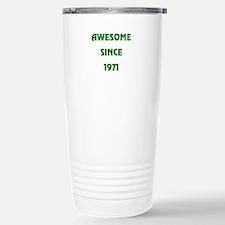 1971 Travel Mug