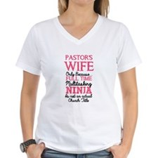 Pastor's Wife for light T-Shirt