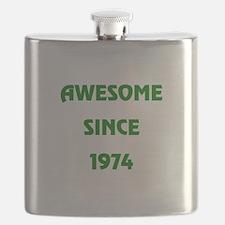 1974 Flask