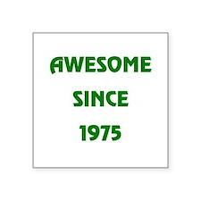 """1975 Square Sticker 3"""" x 3"""""""