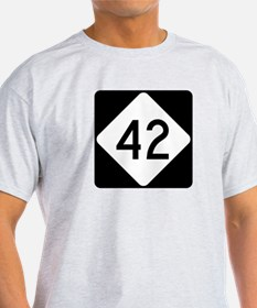 Highway 42, North Carolina T-Shirt