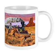 COWBOY TO THE RESCUE Mugs
