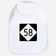 Highway 58, North Carolina Bib