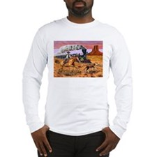 COWBOY TO THE RESCUE Long Sleeve T-Shirt