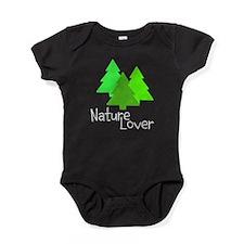 Nature Lover Baby Bodysuit