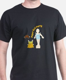 Paper Doll Party T-Shirt