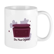 Do Not Open Mugs