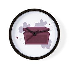 Open Box Wall Clock
