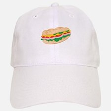 Sub Sandwich Baseball Baseball Baseball Cap