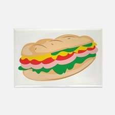 Sub Sandwich Magnets