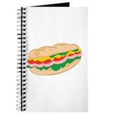 Sub Sandwich Journal