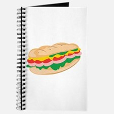 Sub Sandwich Journal